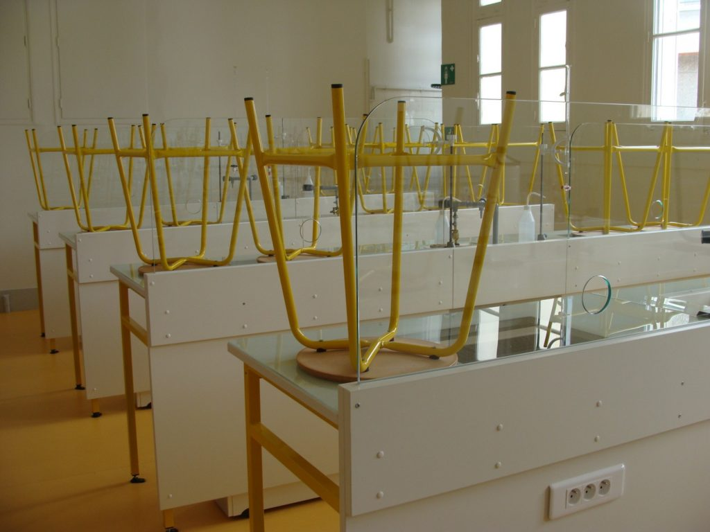 GP_Fourier Labo Chimie
