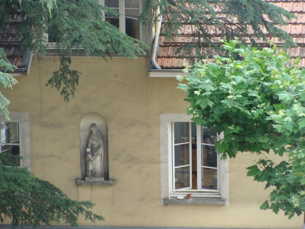 GP_Fourier Statue Relique