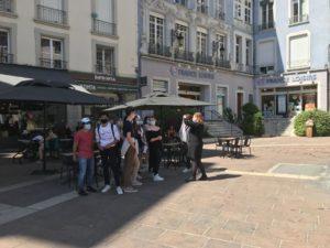 Grenoble à l'époque Romaine V